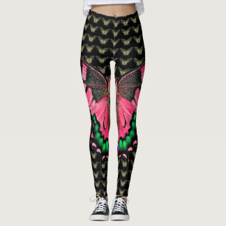 Butterfly Vibe Leggings