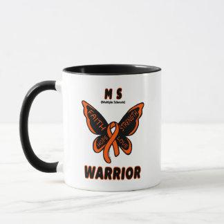 Butterfly/Warrior...MS Mug