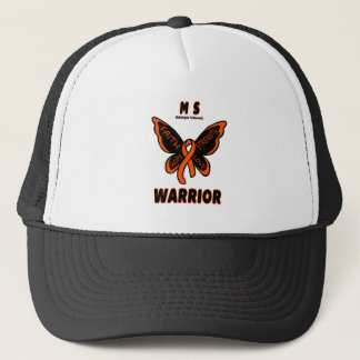 Butterfly/Warrior...MS Trucker Hat