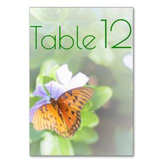 Butterfly Wedding Card