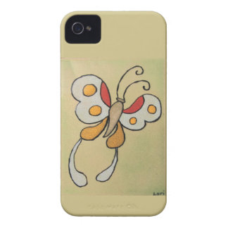 Butterfly Whimsy ~ BlackBerry Bold CaseMate Barely Case-Mate iPhone 4 Cases
