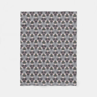 Butterfly Wing Geometric Design Blanket