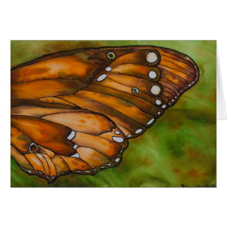 Butterfly Wing Greeting Card 2