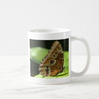 Butterfly Wings Basic White Mug