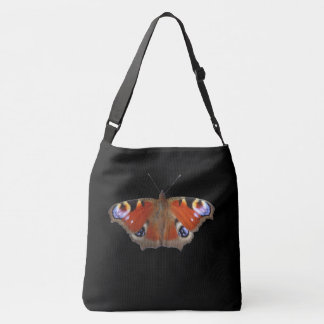 butterfly wings crossbody bag