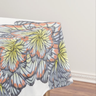 butterfly wings tablecloth