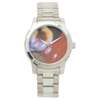 butterfly wings wrist watches