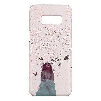 Butterfly Woman Case-Mate Samsung Galaxy S8 Case