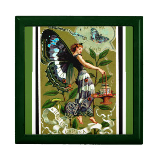 BUTTERFLY WOMAN gift box