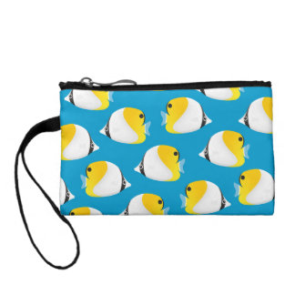 Butterflyfish Coin Wallets