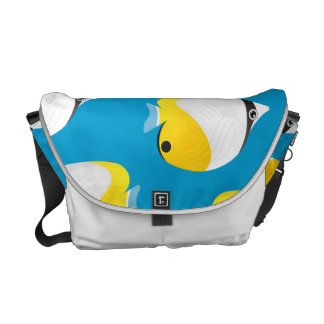 Butterflyfish Commuter Bag
