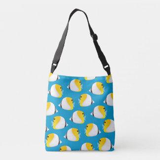 Butterflyfish Crossbody Bag