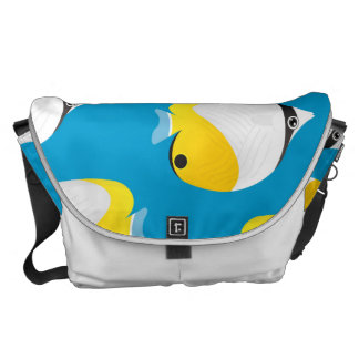 Butterflyfish Messenger Bag