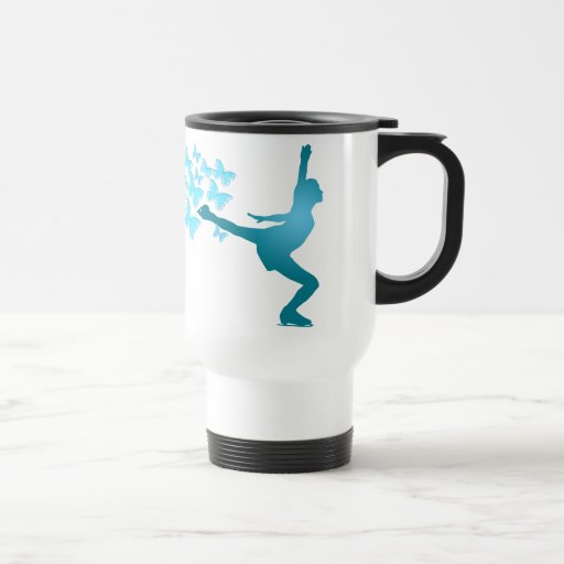butterflyskater Ice Skating Mug