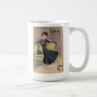 Butterick Lady Classic White Mug