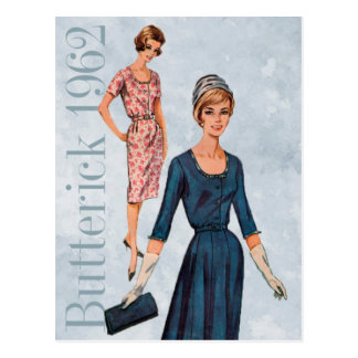Butterick Postcard