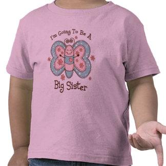 Butterly Future Big Sis Shirt