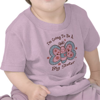 Butterly Future Big Sis T-shirt