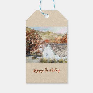 Buttermere Village, Lake District, England Gift Tags