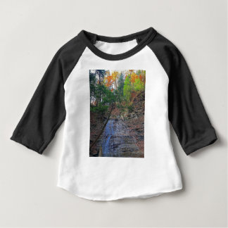 Buttermilk Falls Cuyahoga National Park Ohio Baby T-Shirt