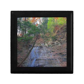 Buttermilk Falls Cuyahoga National Park Ohio Gift Box