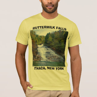 BUTTERMILK FALLS, ITHACA, NEW YORK tee