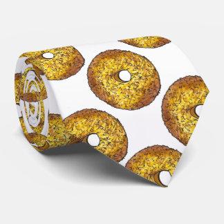 Butternut Crunch Donut Doughnut Junk Food Tie