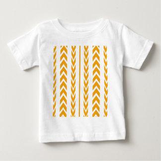 Butterscotch Tire Tread Baby T-Shirt