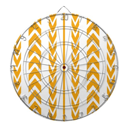 Butterscotch Tire Tread Dartboard