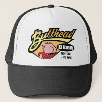 ButtHead Beer Color Hat