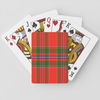 Buttler Scottish Tartan Playing Cards