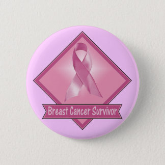 Button - Breast Cancer Survivor
