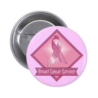 Button - Breast Cancer Survivor