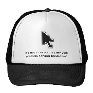 Button-Click Admin Lightsaber Hat