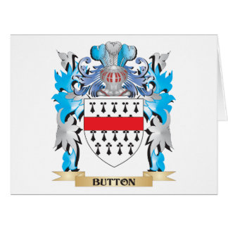 Button Coat of Arms Card