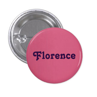 Button Florence