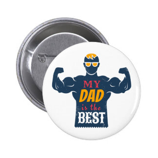 Button for Father's day