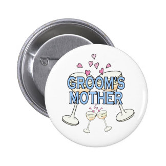 Button: Groom's Mother