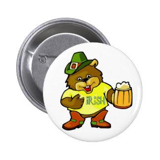 Button-Happy St Paddy s Day Irish