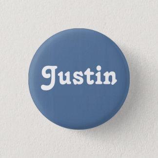 Button Justin