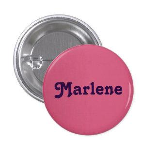 Button Marlene