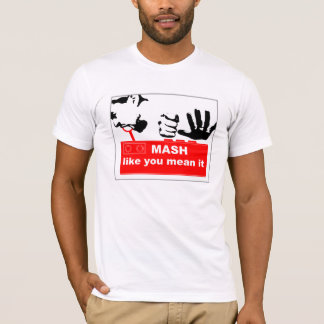 Button Masher T shirt