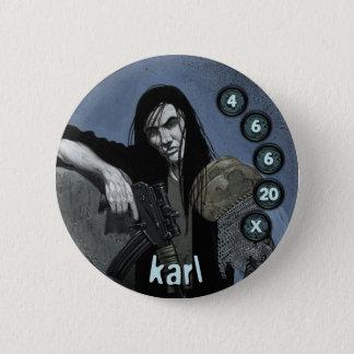Button Men Soldiers: Karl