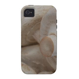 Button Mushrooms Vibe iPhone 4 Case
