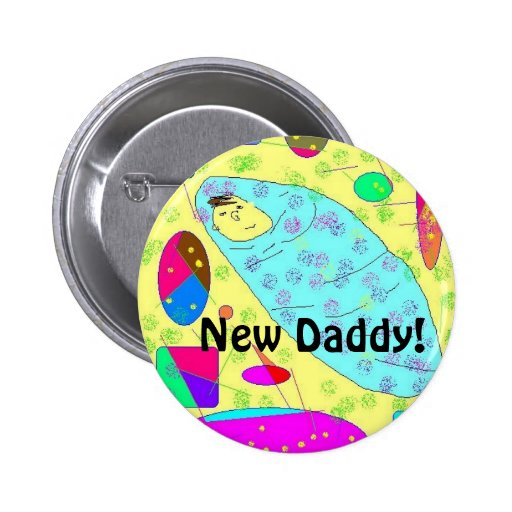 Button- New Daddy!
