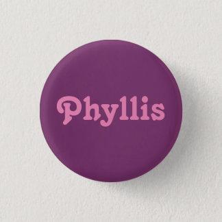 Button Phyllis