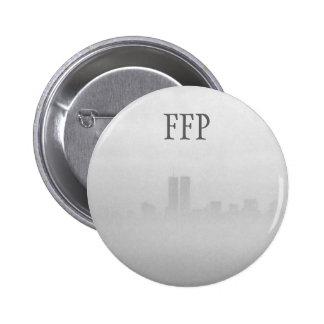 Button (pin-on) - Freedom Fog Photo