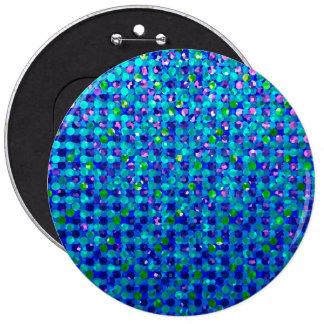 Button Polka Dot Sparkley Jewels