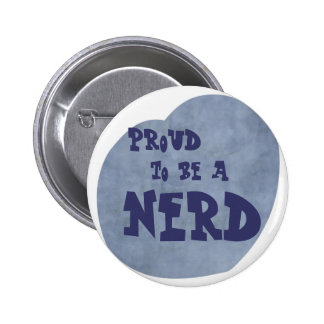 "Button ""Proud to be a Nerd"""