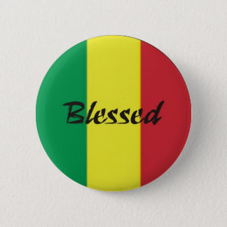 Button Rastafari benediction